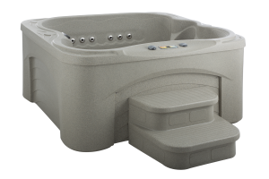 Drift hot tub by Fantasy Spas