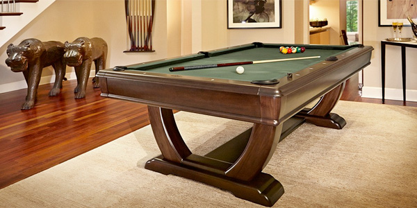 Brunswick Billiards Family Image