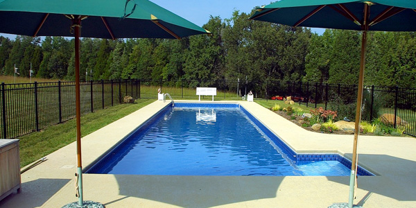 Vinyl Liner Pools Family Image
