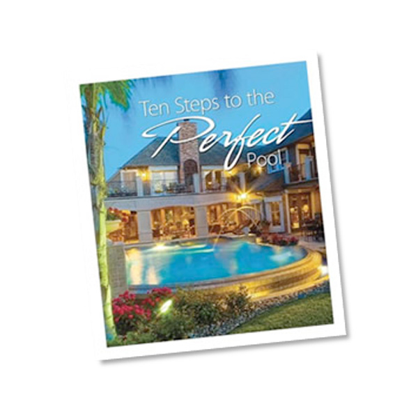 10 Steps to the Perfect Pool Family Image