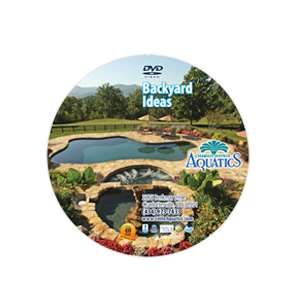 Backyard Ideas DVD Family Image